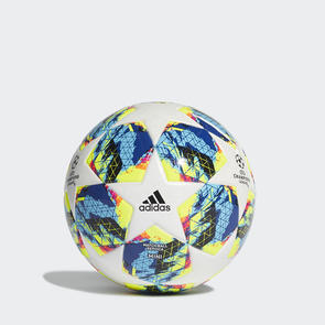 adidas Finale 19 Mini Ball – White/Multi