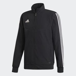 adidas Tiro 19 Presentation Jacket – Black/White