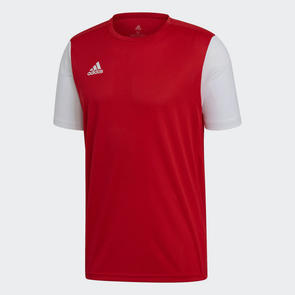 adidas Estro 19 Jersey – Power-Red/White