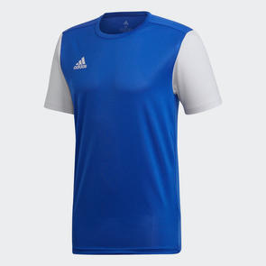 adidas Estro 19 Jersey – Bold-Blue/White