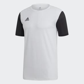 adidas Estro 19 Jersey – White/Black