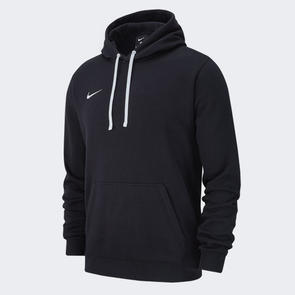 Nike Team Club 19 Pullover Hoodie  – Black