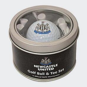 Newcastle United Golf Ball & Tees Set