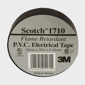 USL Insulation Tape Roll – Black