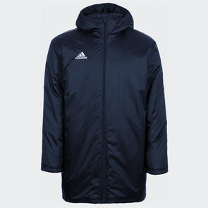 adidas Core 18 Stadium Jacket – Dark-Blue/White