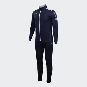 Kelme Deportivo Tracksuit Set – Dark-Blue/White