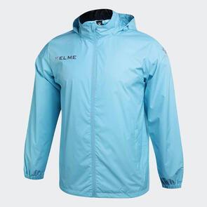 Kelme Junior Clima Wind & Rain Jackets – Light-Blue