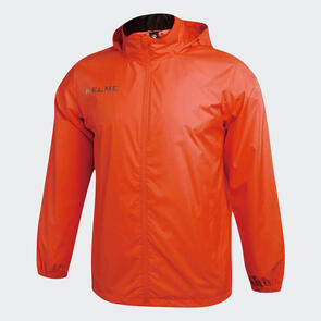 Kelme Junior Clima Wind & Rain Jackets – Bright-Orange