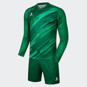 Kelme Junior 2020-21 Goalkeeper LS Set – Green