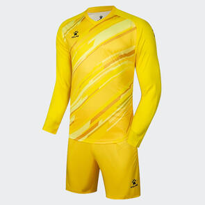 Kelme 2020-21 Goalkeeper LS Set – Yellow