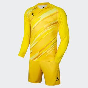 Kelme Junior 2020-21 Goalkeeper LS Set – Yellow