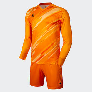 Kelme Junior 2020-21 Goalkeeper LS Set – Bright-Orange