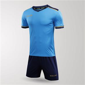 Kelme Tecnica Jersey & Short Set – Blue/Navy