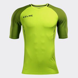Kelme Junior Trueno Shirt – Neon-Green/Black