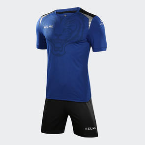 Kelme Tigre Jersey & Short Set – Royal Blue/Black