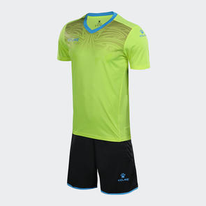 Kelme Velo Short Sleeve GK Set – Neon-Yellow/Black