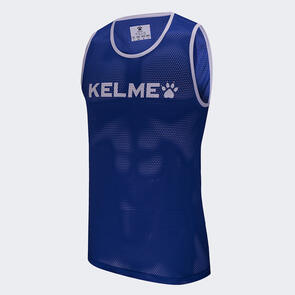 Kelme Training Bib – Blue/White