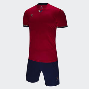 Kelme Firma Jersey & Short Set – Red
