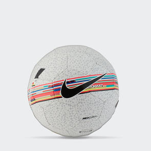 Nike CR7 Skills Ball – White/Multi