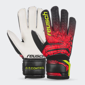 Reusch Junior Fit Control SD Open Cuff GK Gloves