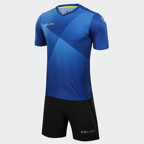 Kelme Cruz Jersey & Short Set – Blue