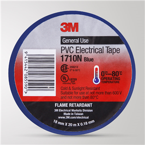 3M Insulation Tape – Blue