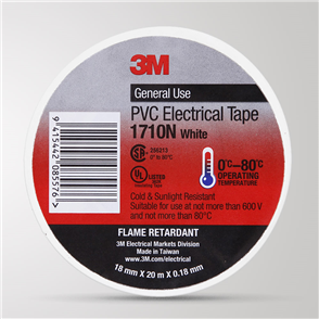 3M Insulation Tape – White