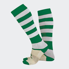 Erreà Zone Socks – Green/White