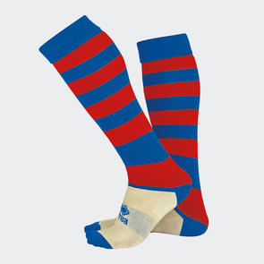 Erreà Zone Socks – Blue/Red