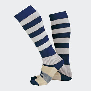Erreà Zone Socks – Navy/White