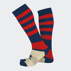 Erreà Zone Socks – Navy/Red