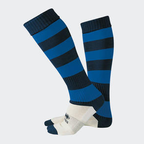 Erreà Zone Socks – Navy/Blue