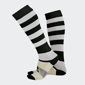 Erreà Zone Socks – Black/White