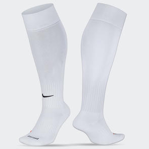 Nike Academy OTC Sock – White/Black