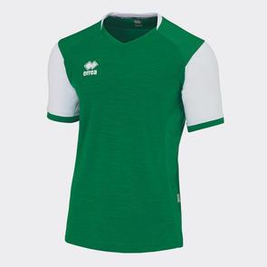 Erreà Hiro Shirt – Green/White