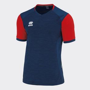 Erreà Hiro Shirt – Navy/Red