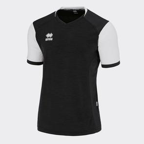 Erreà Hiro Shirt – Black/White