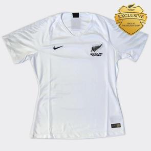 Nike Women's 2019 New Zealand Vapor Home Match Jersey