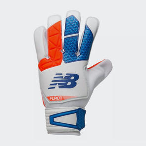 New Balance Furon Dispatch GK Gloves – Flame/Ocean-Blue
