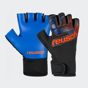 Reusch Futsal SG SFX GK Gloves – Black/Orange