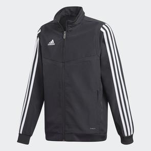 adidas Junior Tiro 19 Presentation Jacket – Black/White