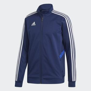 adidas Tiro 19 Training Jacket – Dark-Blue/White