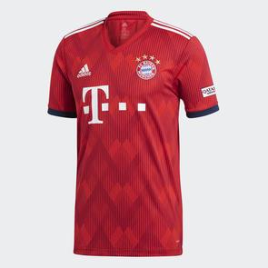 adidas 2018-19 Bayern Munich Home Shirt