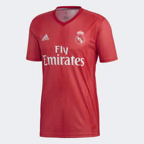 adidas 2018-19 Real Madrid Third Jersey