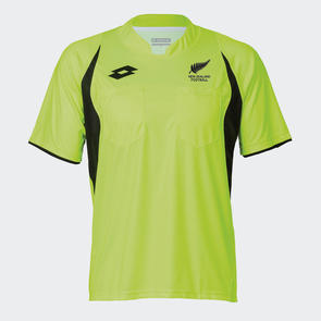 Lotto New Zealand Referees Shirt – Yellow