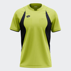 Lotto Ultra Referees Shirt – Fluro-Yellow