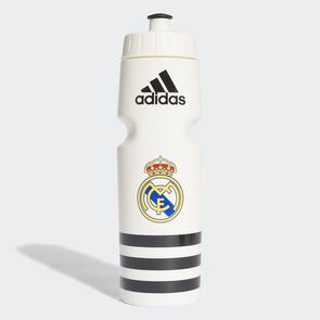 adidas Real Madrid Drink Bottle – White/Black