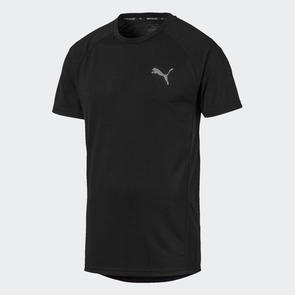 Puma EVOSTRIPE Tee – Black