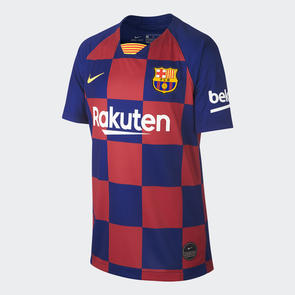 Nike Junior 2019-20 Barcelona Home Shirt