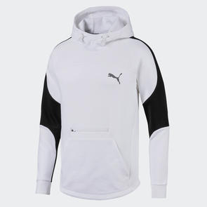 Puma EVOSTRIPE Hoodie – Puma-White/Black